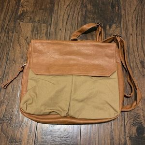 NWT Urban Outfitters Canvas Backpack